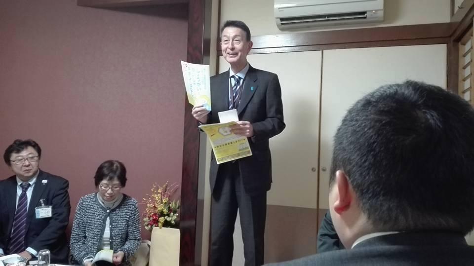 新潟市 篠田市長も応援!