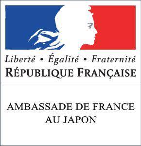 フランス・ダナ大使に障がい者アートリース事業「まちごと美術館」を紹介
